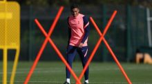Latest Tottenham training pictures as Gareth Bale and Carlos Vinicius join Hotspur Way sessions