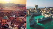 每日IG 去旅行還在看旅遊書嗎?追蹤這個專介紹意大利美景的ig讓你不漏掉所有的美景
