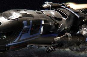 Star Citizen tops $45 million, releases Freelancer commercial