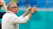 Jan Andersson unconcerned over criticism of Sweden's style of play