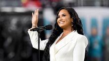 Demi Lovato se cuela por accidente en un directo de Instagram de su novio 'secreto'