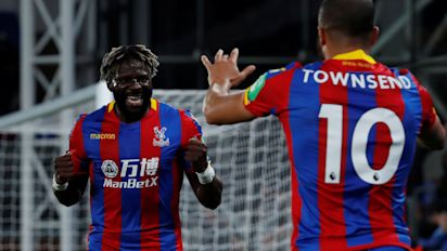 Hodgson gets first win in night of EFL Cup upsets