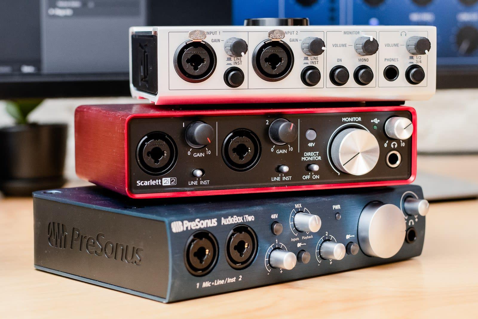 The best USB audio interface | Engadget