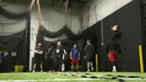 Eastbay Path to the Pros Episode 3: Speed Training