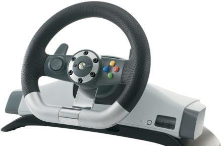 Microsoft's Xbox 360 Wireless Racing Wheel now $99