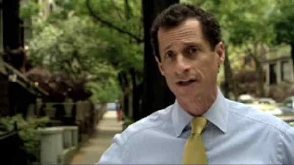 Anthony Weiner jumps into the race for mayor