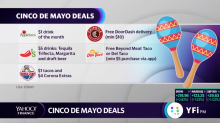 How to save big on Cinco de Mayo