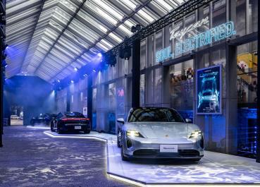全新Porsche Taycan在台上市、三車型售價473萬元起!