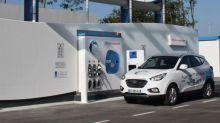 Station hydrogène: pourquoi Air Liquide en installe plus à l'étranger qu'en France