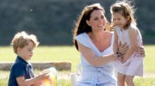 Kate Middleton 'takes George and Charlotte to private members' club'