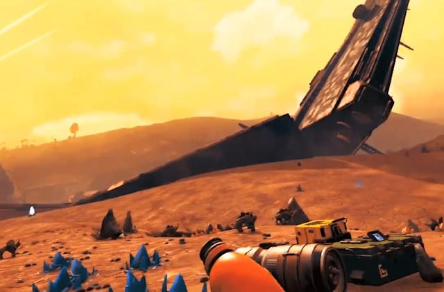 'No Man's Sky Beyond' trailer reveals expanded multiplayer and VR