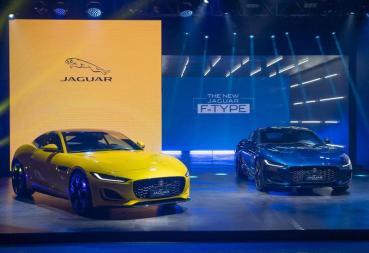 【新車登場】銳豹來襲!Jaguar F-TYPE