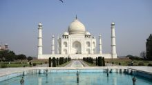 India plan to reopen Taj Mahal put on hold
