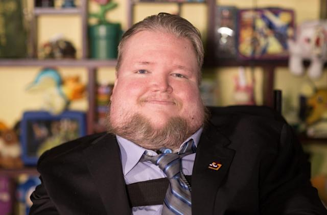 The terrible, fantastic life of AbleGamers COO Steven Spohn