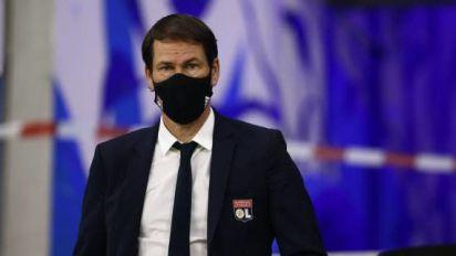 Foot - L1 - OL - Rudi Garcia (OL) a «prévu des biberons pour le banc» contre Lorient