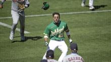 Ramon Laureano's suspension reduced from 6 games to 4