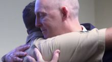 FBI special agent reunites with man he helped rescue 22 years ago: 'It stirred up a lot of happiness and privilege'