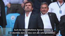 """Ex-Real-Präsident: City """"erste Option"""" für Messi"""