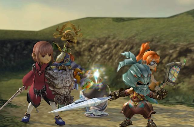 'Final Fantasy Crystal Chronicles' remaster gets new release date of August 27th