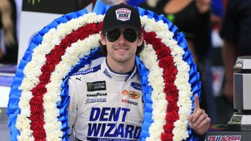 Power Rankings: An overdue win for Blaney