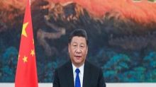 China only wants peace and harmonious relations... Stop the record, we've heard all this before