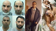 Four men jailed after 'vicious' murder of father-of-two in family feud