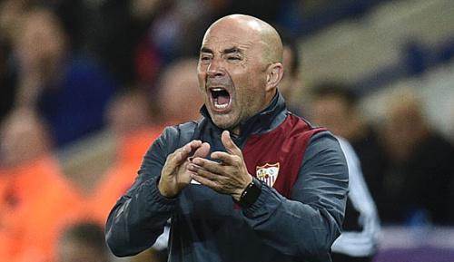 Primera Division: Sampaoli unsicher über Sevilla-Zukunft
