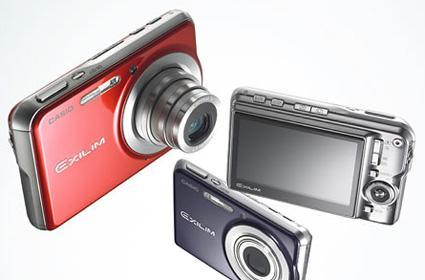 Casio's EX-S770 ultraslim camera