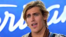 Clueless 'Dreamboat' Lou Dawg Is Dazed And Confused On 'American Idol'