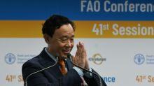 Chinês Qu Dongyu é eleito diretor-geral da FAO