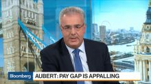 U.K. Gender Pay Gap Is Appalling in Our Company: Willis Towers Watson's Aubert
