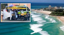 Man killed in shark attack at Gold Coast tourist beach