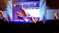 Crimea's Simferopol Celebrates Annexation