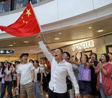 Hong Kong cancels China national day fireworks amid protests