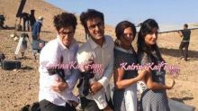 Ranbir and Katrina 'Double Up' in Morocco For Their Jagga Jasoos Shoot!