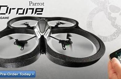 Parrot AR.Drone now available for pre-order, shipping September 3rd