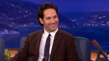 Paul Rudd's Potty Pranks