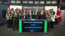 Patriot One Technologies Inc. Opens the Market