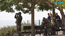 Free Syrian Army Launches New Offensive Two Kilometers From the Israeli Border