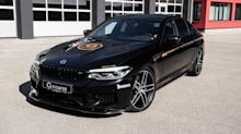 G-Power lives up to its name with 789-bhp BMW M5