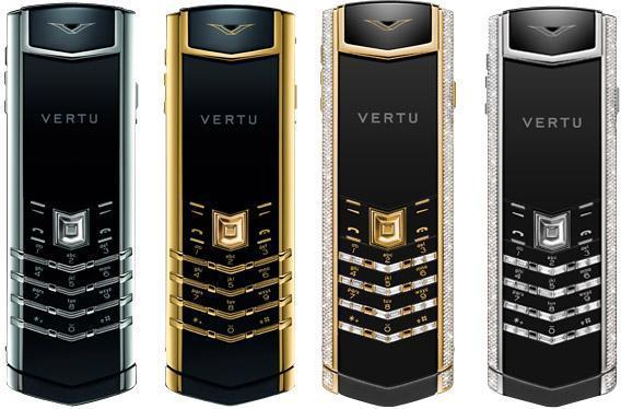 Vertu Signature Precious is awash in sea of sapphire...and regret (video)