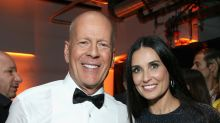 Demi Moore and Bruce Willis Reunite for Daughter Rumer's 30th Birthday -- See the Pic!