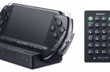 Sony announces the creatively-named PSP Cradle