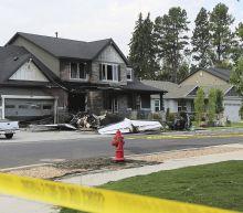 AP NewsBreak: Pilot who crashed his own home had hangar code