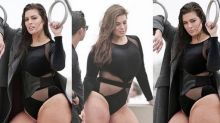 Ashley Graham Hits Back At Cellulite Comments
