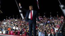 Agressivo e negacionista: Trump volta aos comícios na tentativa de diminuir diferença para Biden