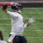 Matt Nagy announces Nick Foles is Bears starting QB