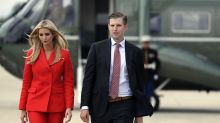 Ivanka Trump rocks a red power pantsuit — and you can get it on sale now