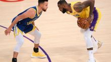 Los Angeles Lakers host Golden State in play-in game