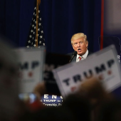 Donald Trump faces a debate trap